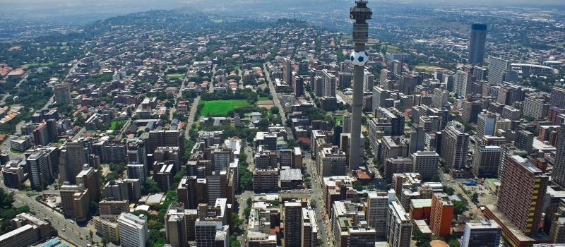 Crime Report 2017 - Johannesburg